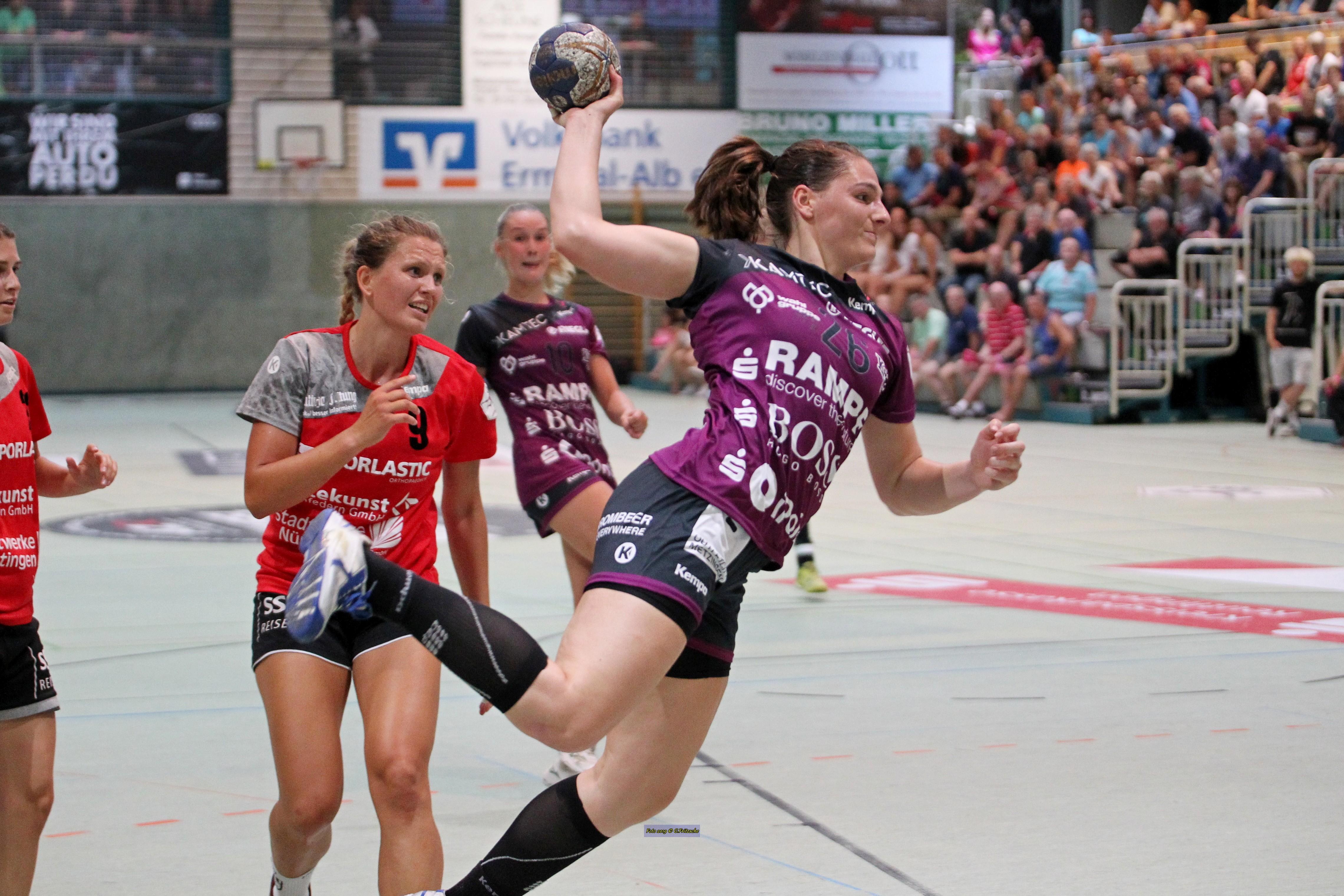 zwischen handball und schreibtisch